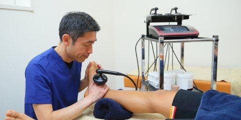 保険適応となるケガの治療
